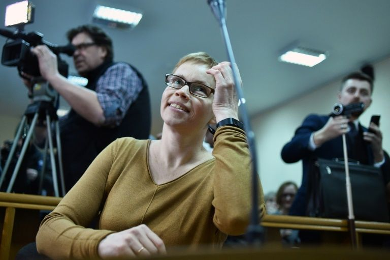 Critics denounce crackdown as belarus news editor goes on trial