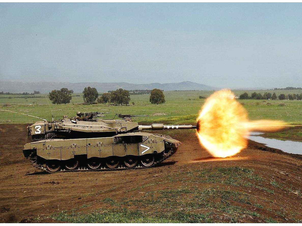 原创 以军对叙利亚发动突袭,却只派出一辆坦克,不想惹怒重要邻国