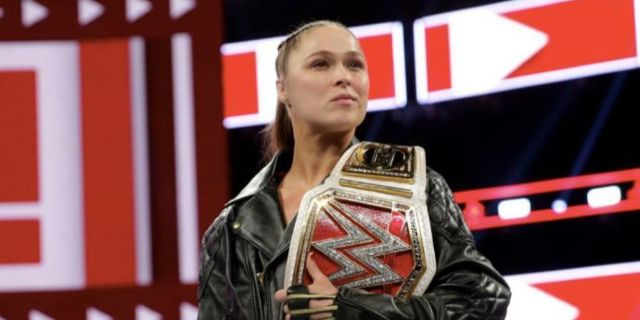 Ronda Rousey Reportedly Joining Cast of 'Total Divas'