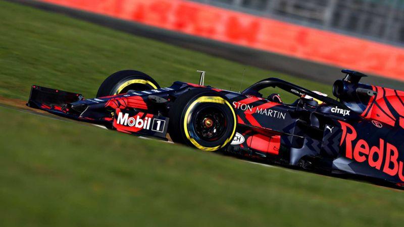 First Red Bull-Honda run left Verstappen 'smiling'