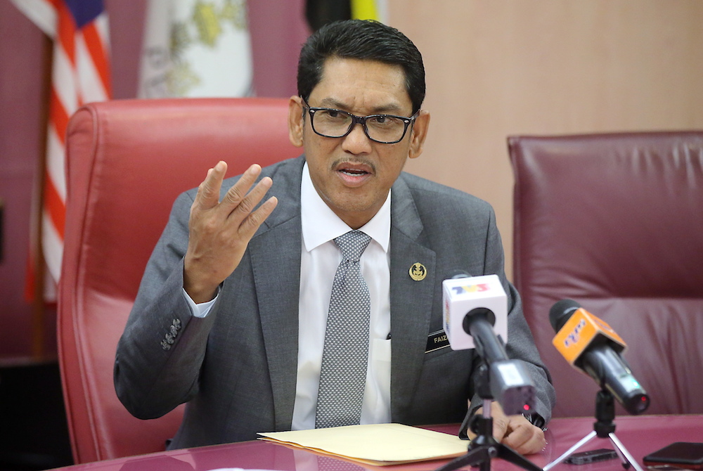 State PKR chief: Ahmad Faizal not fit to be mentri besar for talking about waging solo battle against DAP