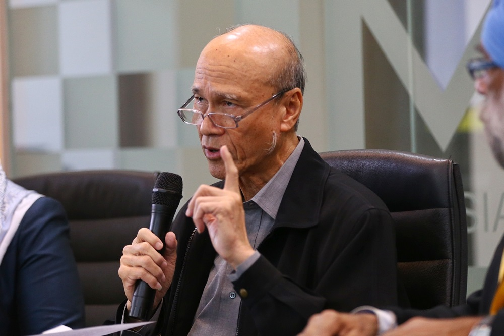 Proposal to protect rights of senior citizens timely, says Lee Lam Thye