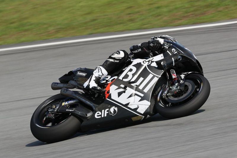 Moto2's Brad Binder says he's been promised a KTM MotoGP test