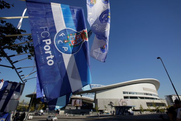 Porto fined and warned by FIFA over third-party rules