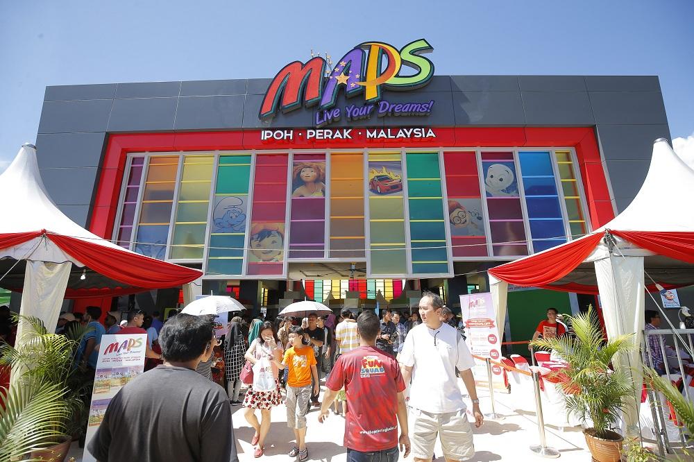 Perak MB: ATP to meet bank over animation theme park's RM21m default