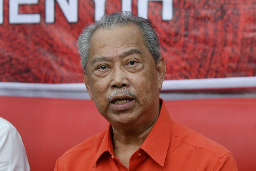 Muhyiddin confirms Bersatu rep's arrest, denies aide also caught