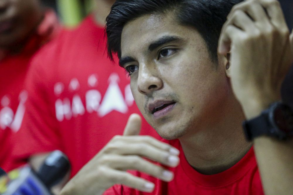 Kimanis by-election post-mortem will identify youth support issues, says Syed Saddiq