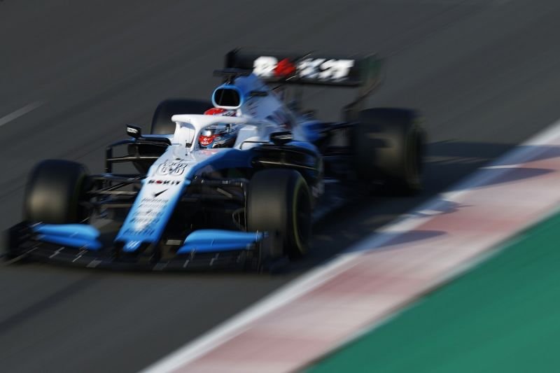 Williams still waiting for more parts for 2019 Formula 1 car
