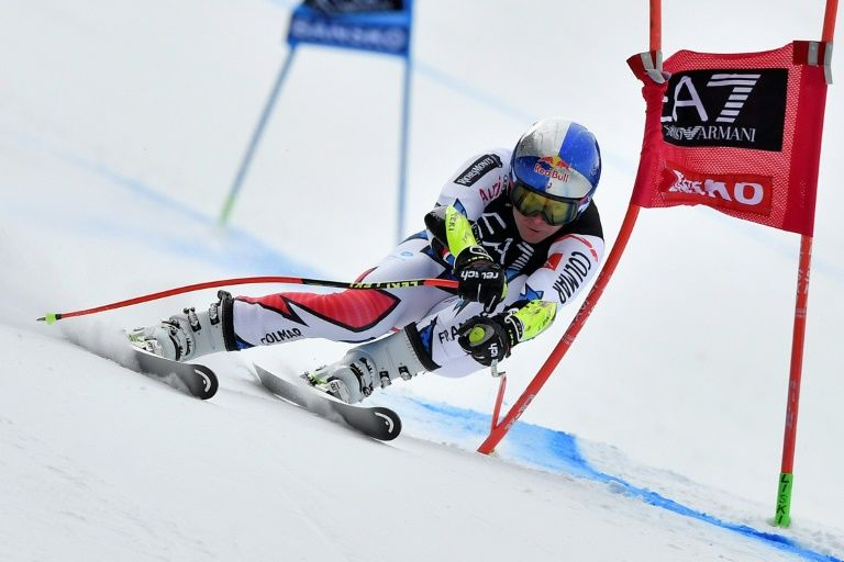 Pinturault wins Bansko combined, small globe