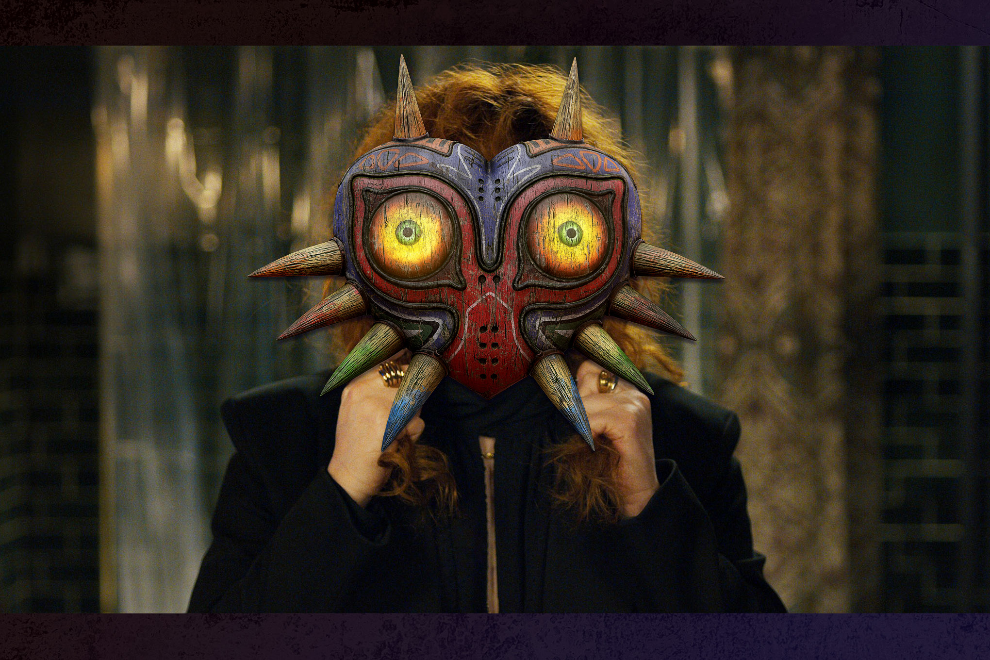 Russian Doll is Netflix's version of Majora's Mask
