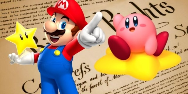 'Super Smash Bros. Ultimate' Fan Re-Creates the Bill of Rights With Our Favorite Fighters