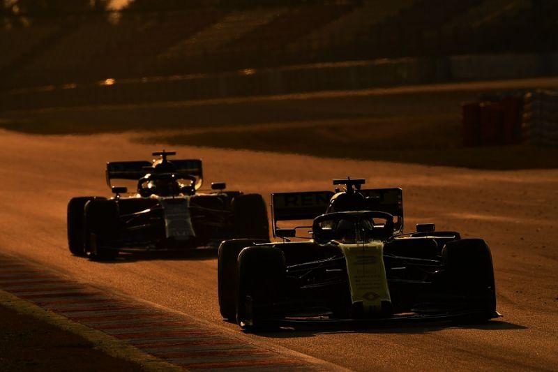 Ricciardo encouraged F1 car following may be improved in 2019