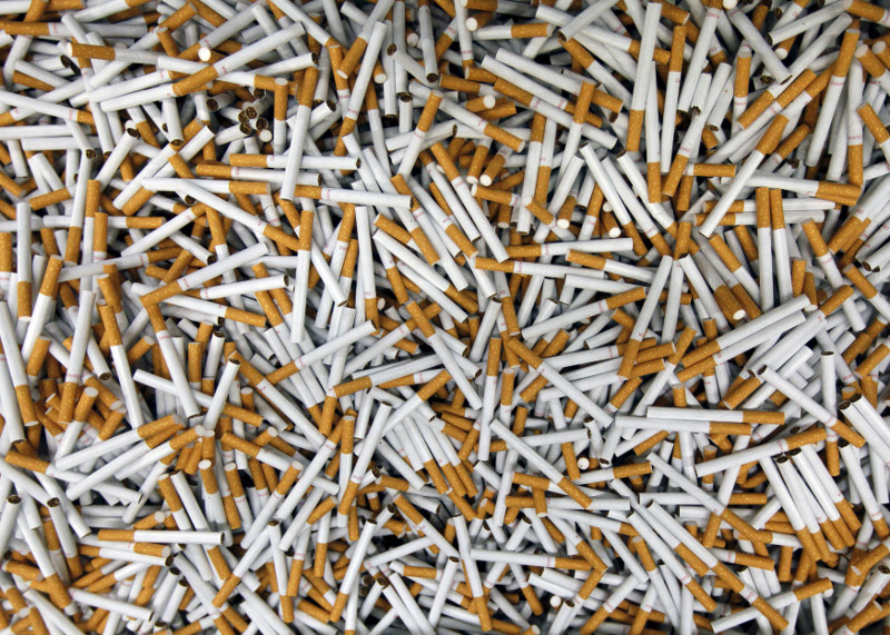 Four nabbed, cigarettes worth RM2.8m seized near Tapah
