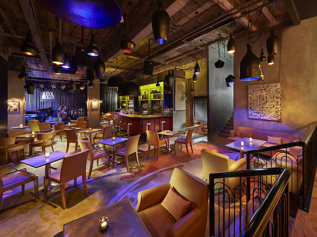 The best live jazz venues in Singapore