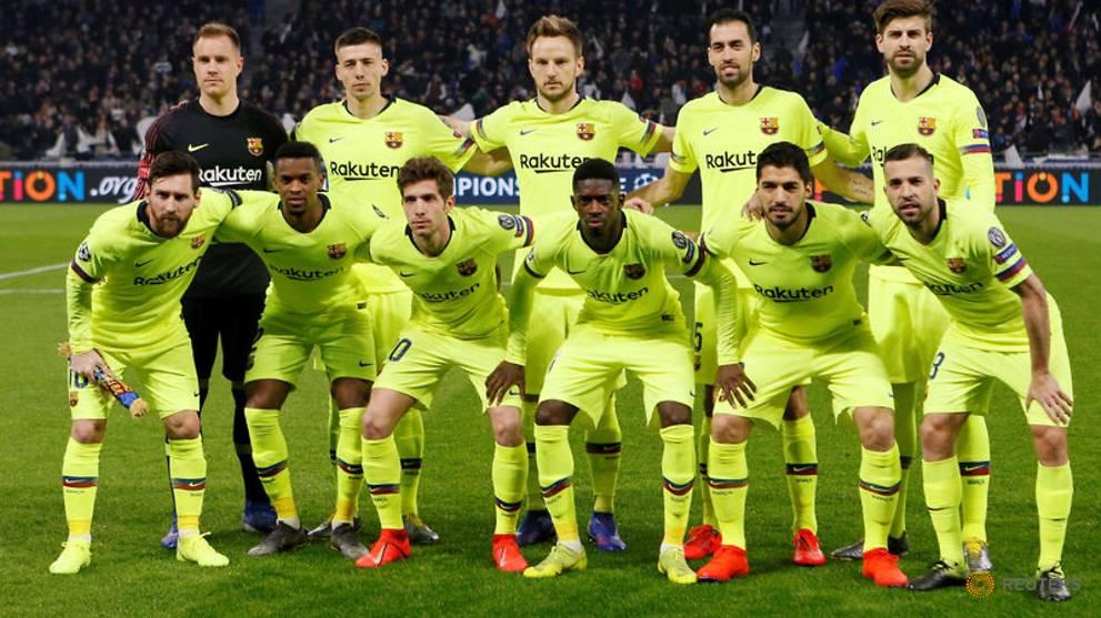 EU court rejects EU tax ruling against FC Barcelona, Bilbao