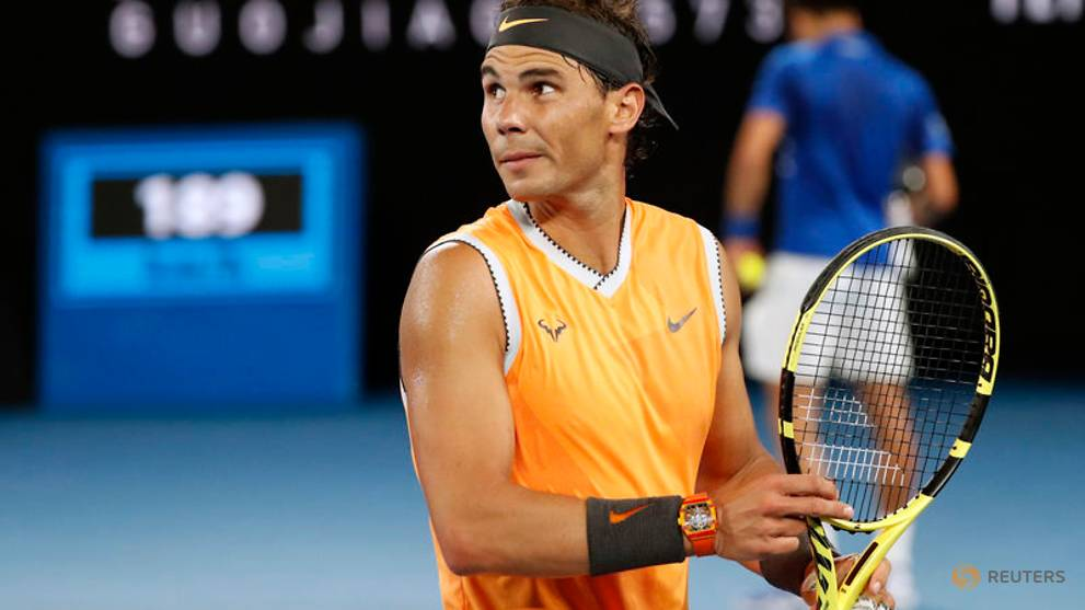 Nadal looks strong in opening Acapulco win