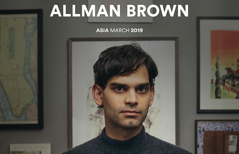 ALLMAN BROWN is coming to KL to perform his hit tracks and we have your tickets! Ain't that the 'SWEETEST THING?'