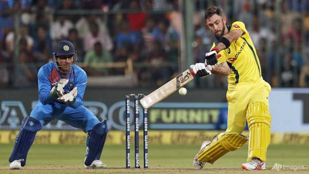 Cricket: Maxwell ton fires Australia to T20 series sweep