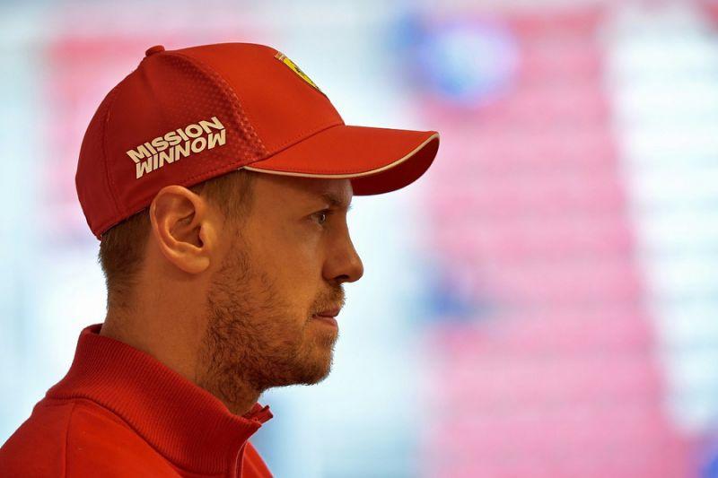 Ferrari reveals wheel rim issue caused Vettel's F1 testing crash