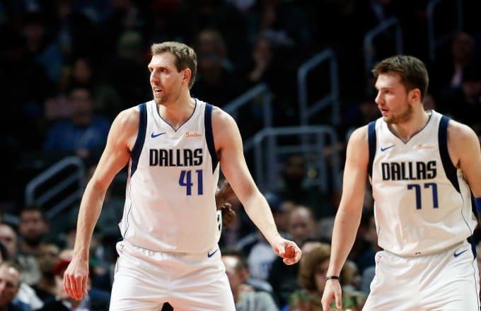 Dirk Nowitzki Says He'd 'Love' to Play One More Season