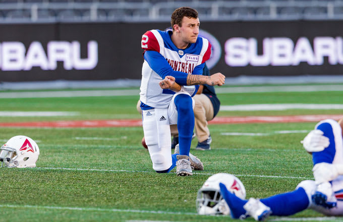 Johnny Manziel Released, CFL Won't Let Any of Their Teams Sign Him