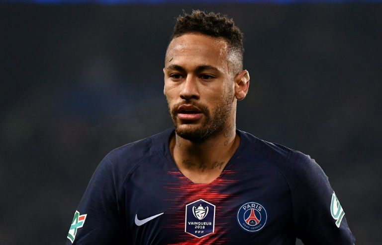PSG's Neymar charged for rant after Champions League loss