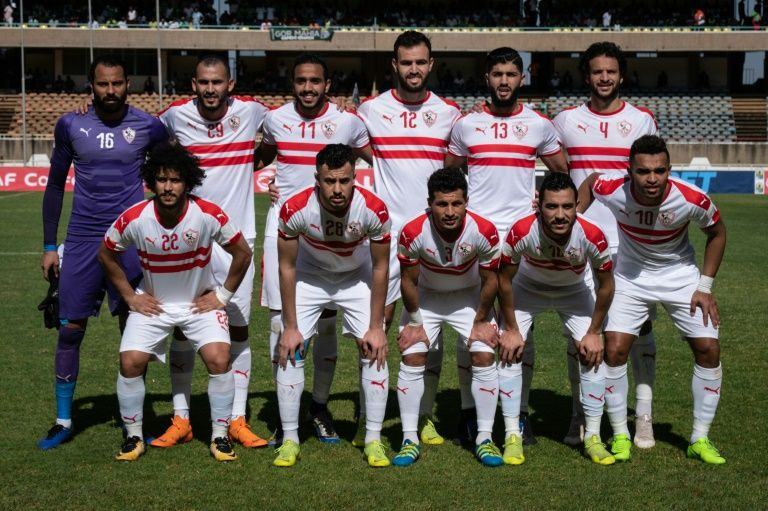 Zamalek claw back into CAF Confederation Cup title race