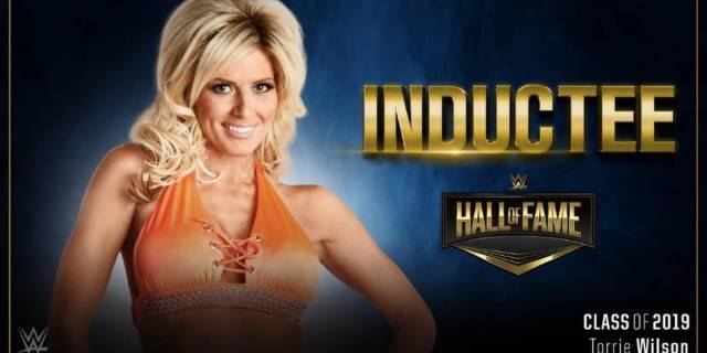 Torrie Wilson Added to 2019 WWE Hall of Fame Class