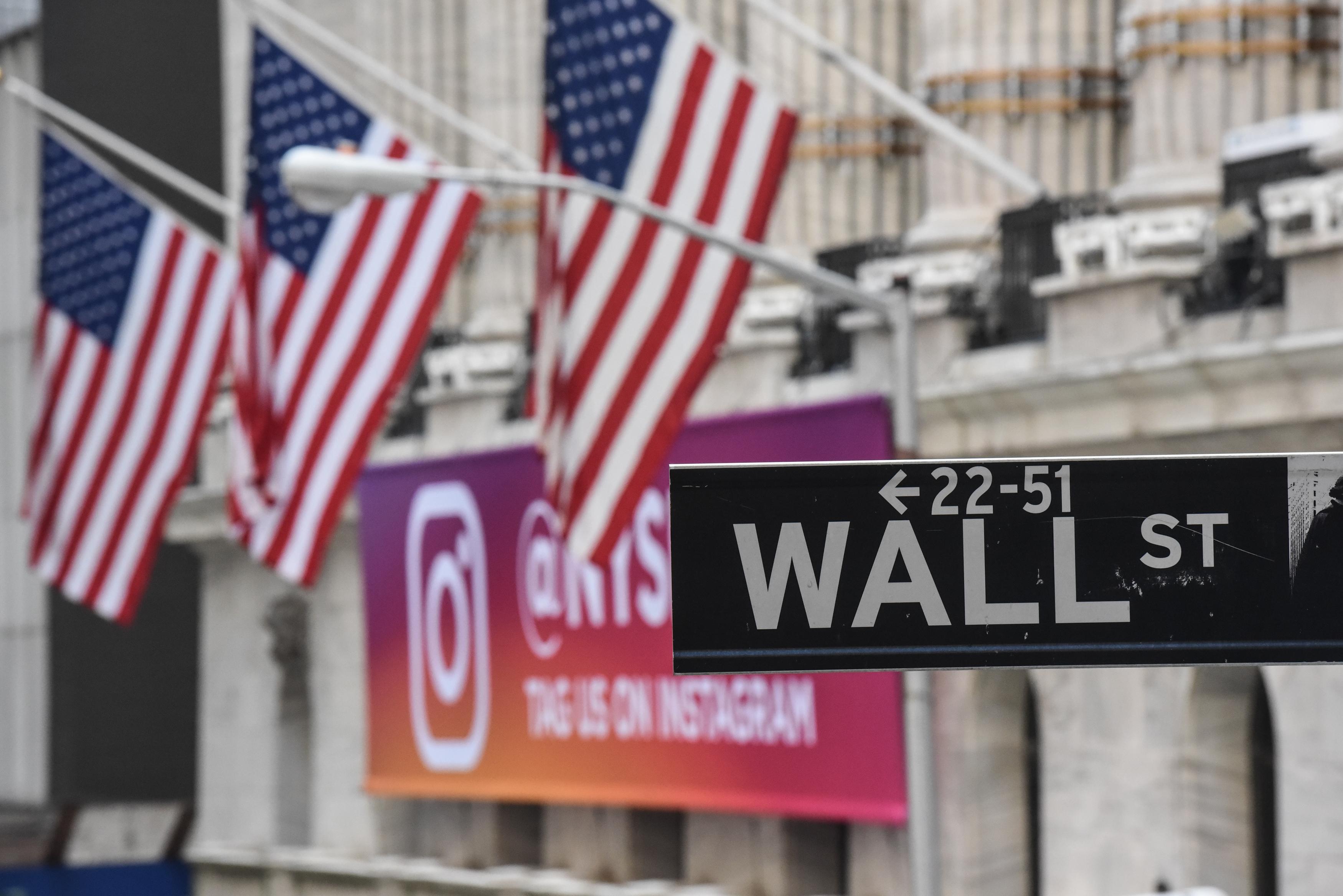 各国央行准备应对疫情冲击 华尔街股市强力回弹