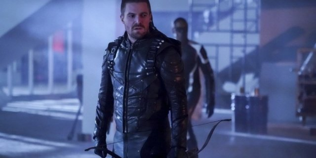 "'Arrow': Team Arrow Faces a New Challenge in ""Training Day"" Preview"