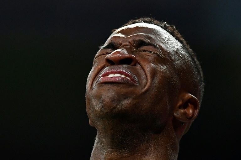 Vinicius tears ankle ligaments in Madrid defeat by Ajax
