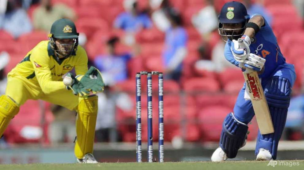 Cricket: India pull off narrow win in thrilling Australia ODI