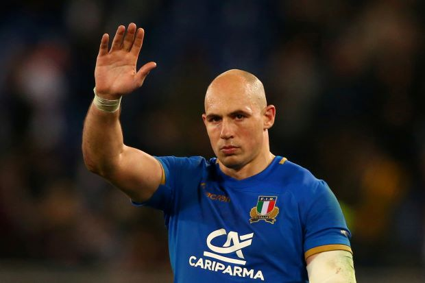 Parisse returns to captain Italy as O'Shea makes three changes