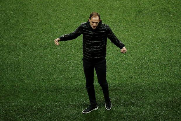 PSG coach Tuchel bemused by 'cruel' Champions League exit