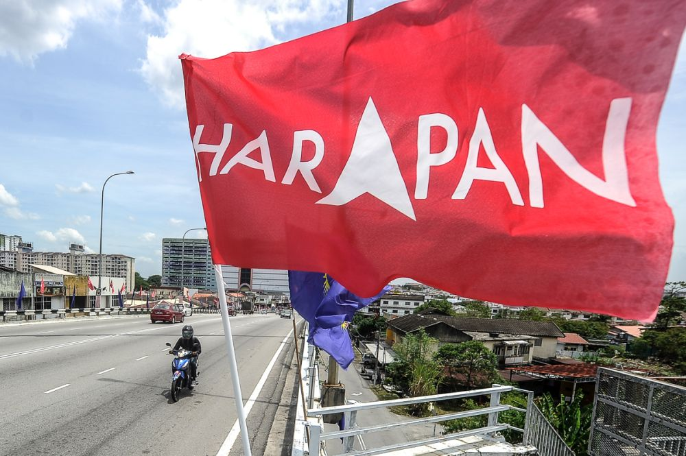 Two sacked from PKR to complain to RoS, hint at party's possible deregistration