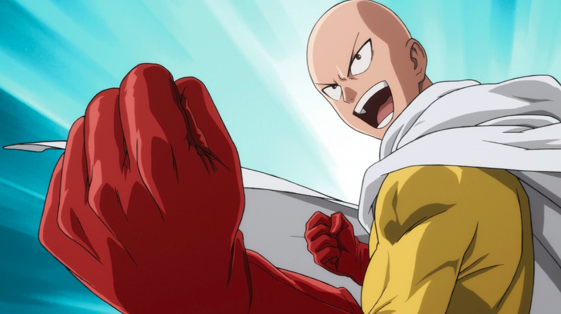 The One-Punch Man manga is finally available to read digitally on Shonen Jump