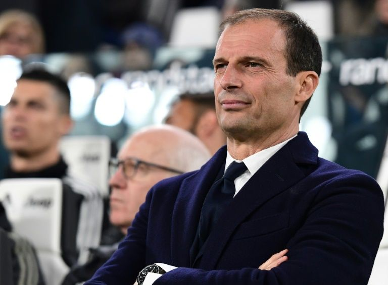 Allegri warns of Champions League 'obsession' before Atletico showdown