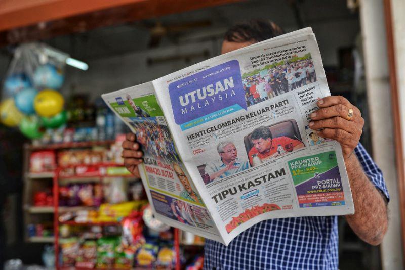 Kadir Jasin: Can't do much for Utusan as long as Umno still wants control