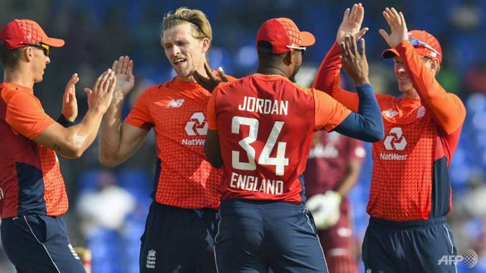 Cricket: Willey steers England to series sweep against Windies