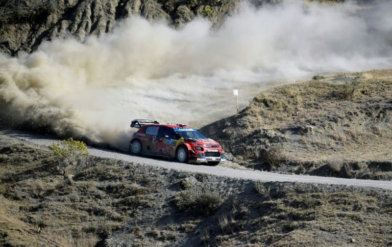 Ogier makes it five in Mexico - 'a special place'