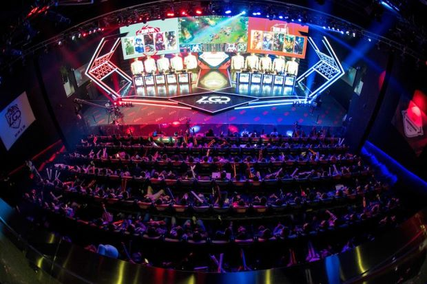 'Revenge of the gamers' – eSports hits big time, with or without Olympics