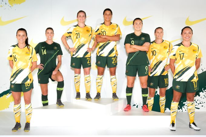 Interview: Designer Cassie Looker on the Innovation and Inspiration Behind the Matildas Jersey