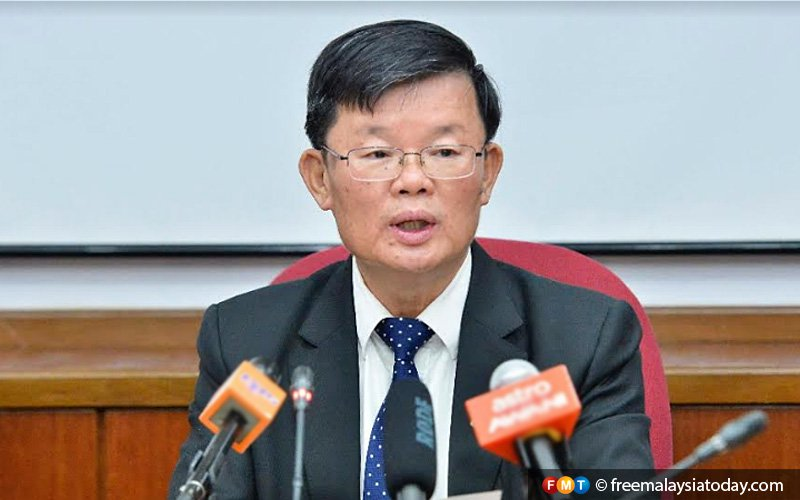 Penang CM brushes off reclamation protest by Ummah group