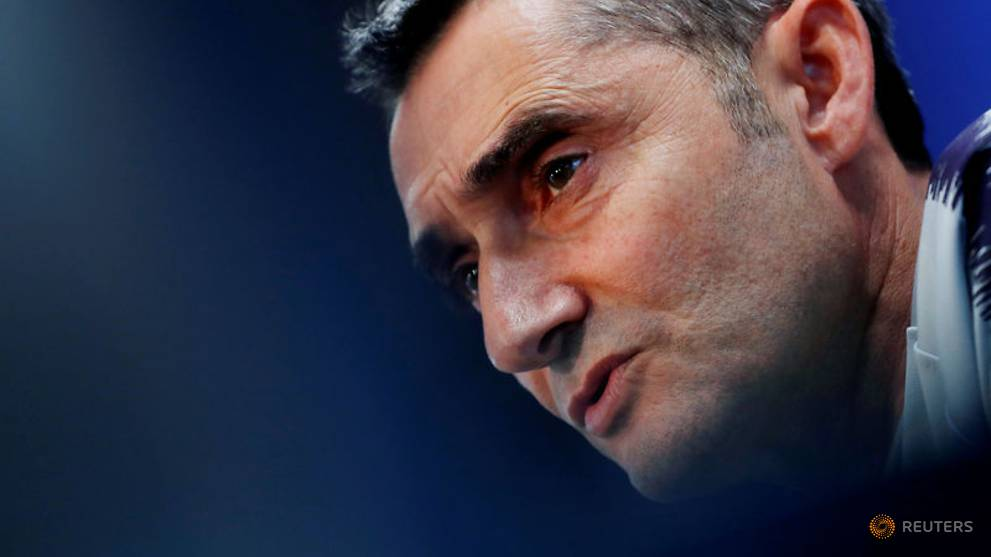 Barca must learn from PSG, Real capitulations - Valverde