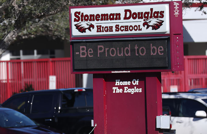 Stoneman Douglas High School Football Coach Resigns Over Aftermath of Tragedy