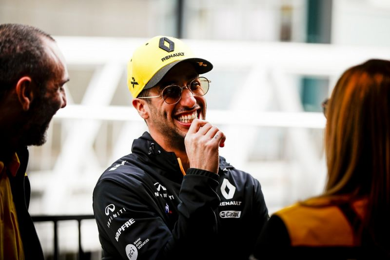 Tost 'never understood' Ricciardo's Red Bull to Renault F1 move