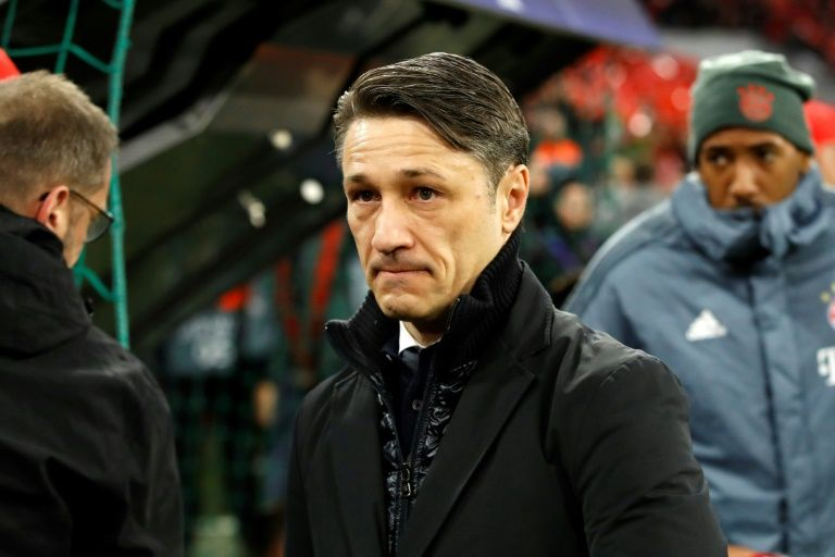 Glum Bayern boss Kovac eyes domestic double after European exit