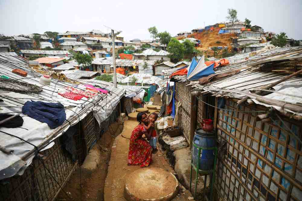 Most Malaysians unwilling to accept resettlement of displaced Rohingyas, survey shows