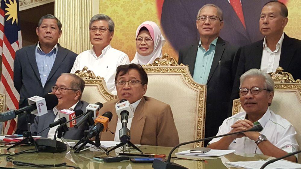 Women in Sarawak in good hands, says CM