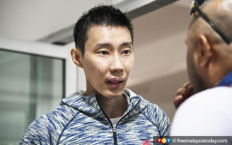 Chong Wei comeback depends on doctor's visit next week